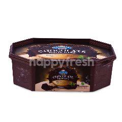 Campina Es Krim Cokelat Brownie