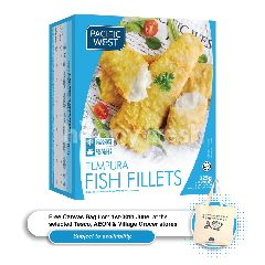 Pacific West Tempura Fish Fillets