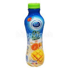Dutch Lady Yoghurt Drink 0% Fat Orange Mango