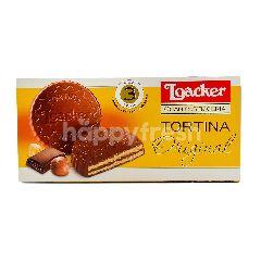 Loacker Tortina Original Chocolate