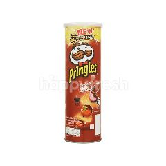 Pringles Barbeque Flavour Potato Crisps