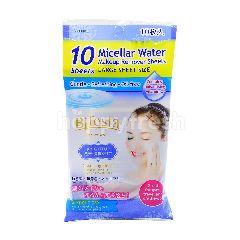 Bifesta Micellar Water Makeup Remover Sheets (10 Sheets)
