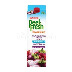 MARIGOLD Peel Fresh Powerjuice Mangosteen Juice Drink 1L