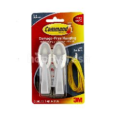 Command Damage-Free Hanging Cord Bundlers