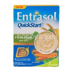 Entrasol Quick Start Sayur Vanila dengan Oat