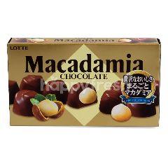 ล็อตเต้ ช็อกโกแลต สอดไส้แมคคาดาเมีย 67.5 กรัม