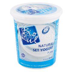 BioKul Natural Set Yogurt Tawar