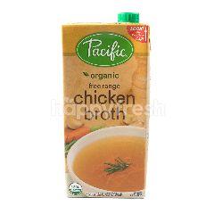 Pasific Organic Free Range Chicken Broth