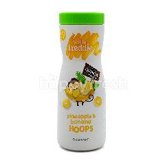 Little Freddie Pineapple & Banana Hoops