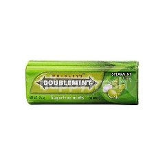 Wrigley's Doublemint Sugarfree Mints Spearmint Flavour