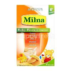 Milna Baby Biscuit Orange