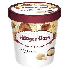 ฮ้าเก้น-ดาส ไอศกรีม รสถั่วแมคคาเดเมีย 392 กรัม