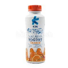 Kin Minuman Yogurt Ala Bulgaria Rasa Jeruk