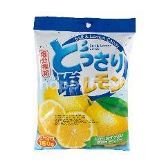 Cocon Permen Lemon dan Garam