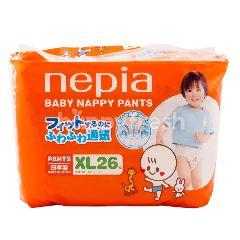 Nepia Popok Celana Bayi Ukuran XL
