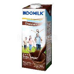 Indomilk Susu UHT Cokelat