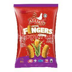 Ayamas Corn Flavoured Chicken Fingers