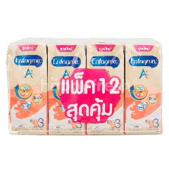 Enfagrow A+ 360 ͦ Mind Plus 3 Milk Plain Flavour 180 ml (Pack 12)