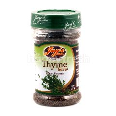 Jay's Kitchen Daun Thyme