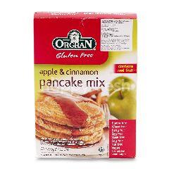 Orgran Tepung Pancake Apple & Cinnamon Bebas Gluten
