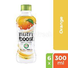 Nutriboost Minuman Rasa Jeruk 6-Pack