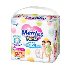 Merries Walker Pants Diapers Size XL
