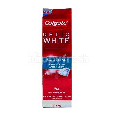 Colgate Optic White Plus Shine Pasta Gigi Sparkling Mint