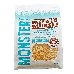 Monster Free & LO Muesli