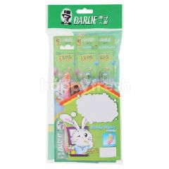Darlie Lovely Bunny Age 4 & Above Soft Toothbrush