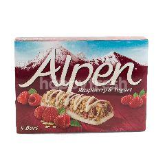 อัลเพน รสราสเบอร์รีและโยเกิร์ต