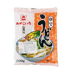 Miyakoichi Nama Udon Kuah