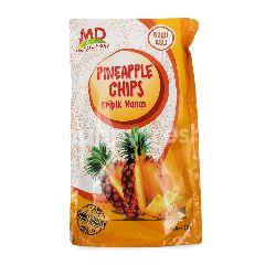 MD Tropical Fruit Keripik Nanas