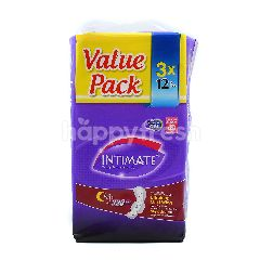 Intimate Sanitary Napkins Day (3 Packet x 12 Pads)