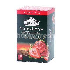 Ahmad Tea London Strawberry Sensation Tea