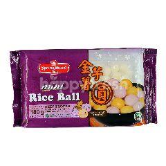 Spring Home Mini Rice Ball - Sweet Potato & Taro
