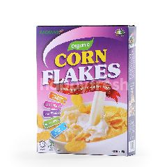 Radiant Whole Food Organic Corn Flakes Cereal