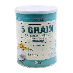 BIOGREEN 5 Grain Oatmilk Energy