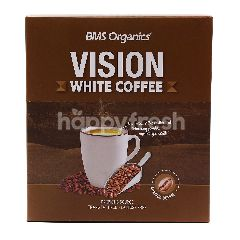BMS Organics Vision White Coffee (10 Sachets)