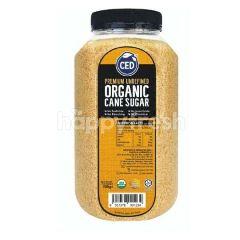 CED 100% Organic Sugar Cane