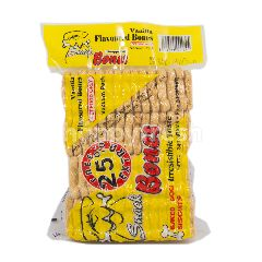 Snack Bones Tulang Rasa Vanilla