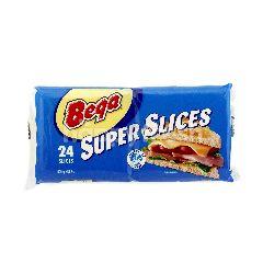 Bega Super Slices Cheese (24 Pieces)