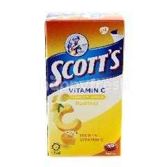 Scott's Vitamic C Pastilles Mango