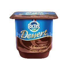 Lactel Creme Dessert Chocolate Flavour 125G