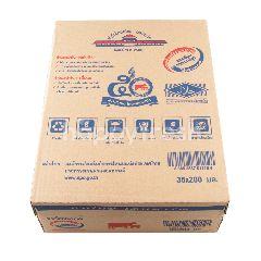 ไทย-เดนมาร์ค นมยูเอชที รสจืด 200 มล. (แพ็ค 36)
