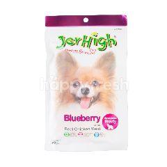 JerHigh Blueberry Sticks Dog Snack 70 g