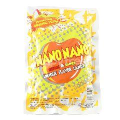 Nano Nano Manis-Asam-Asin Jeruk