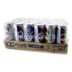 100 Plus Original Isotonic Drink (24 Cans x 325ml)
