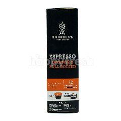 Grinders Minuman Kopi Espresso Kuat dan Pekat