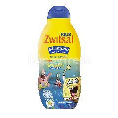 Zwitsal Kids Shampoo Clean & Fresh dengan Kondisioner
