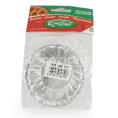 Kingfoil Alumunium Foil Food Container RX 40 TP